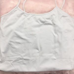 Maurices Tops - Maurices White Cami